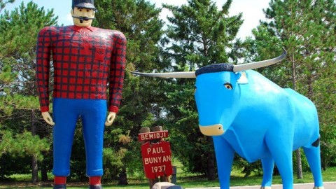 Happy Paul Bunyan Day 2014 Greetings, Wishes, Images, HD Wallpapers For WhatsApp, Facebook
