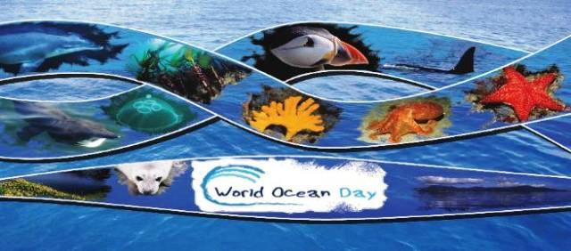 Happy World Oceans Day 2014 HD Images, Wallpapers, Orkut Scraps, Whatsapp, Facebook