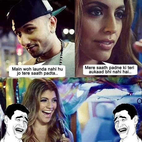 8 Latest Funniest Yo Yo Honey Singh Trolls, Memes, Jokes Trending On WhatsApp