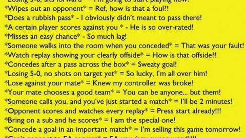 10 Cool Superb FIFA World Cup Jokes, SMS, Funny Status For WhatsApp, Facebook