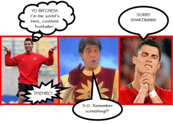 10 Cool Superb Shaktimaan Jokes, Memes, Funny Trolls For WhatsApp, Facebook