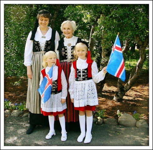 Happy Icelandic National Day 2014 HD Wallpapers, Images, Wishes For Facebook, WhatsApp