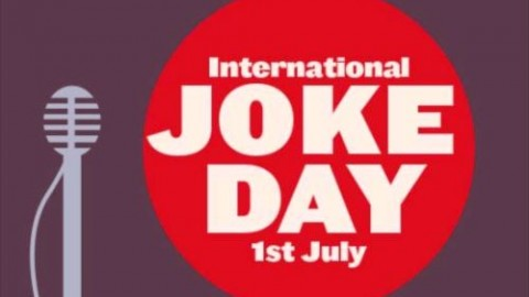 2014 International Joke Day SMS, Wishes, Messages, Greetings In English