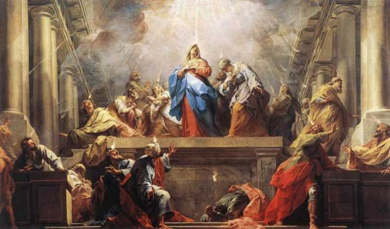 Happy Pentecost 2014 Greetings, Wishes, Images, HD Wallpapers For WhatsApp, Facebook