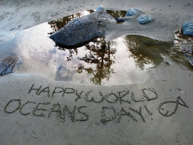 World Oceans Day 2014 SMS, Wishes, Messages, Greetings In English