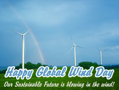 Happy Global Wind Day 2014 SMS, Sayings, Quotes, Text Messages, Status For Facebook, WhatsApp Messages