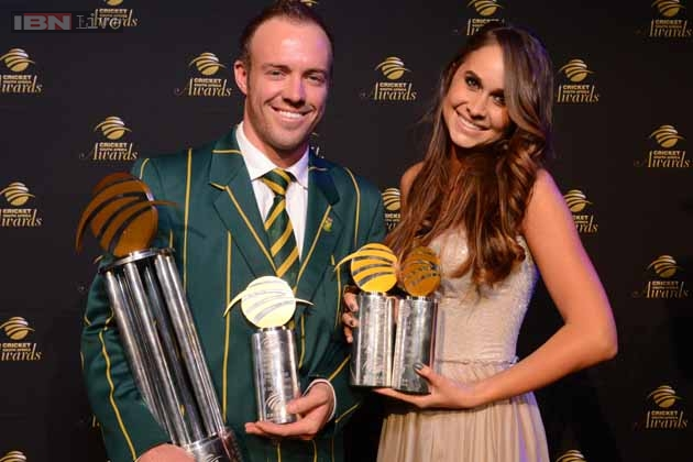 Ab De Villiers Now Proudly Says- I Am The South Africian Cricketer Of The Year!