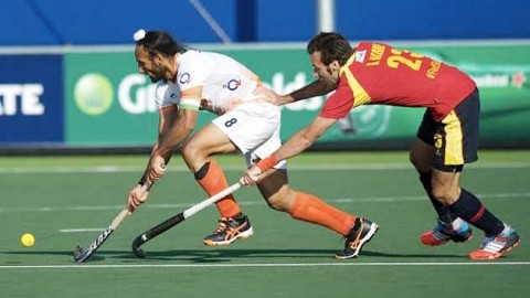 Hockey World Cup: India Managed To Not Let Spain Win Resulting In A Draw