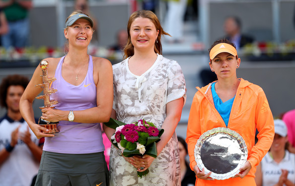 Maria Sharapova Is The 'Rafeal Nadal' Of Women's Tennis As Far As French Open Is Concerned Takes On Simona Halep