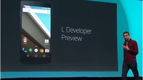 Google Fasten Its Android Belt With Its New Release – Android L