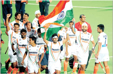 Best Of Luck! – Indian Cricketers Greet Hockey Team With Best Wishes Ahead Of World Cup Campaign