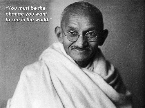 7 Remarkable Life Quotes From Mahatma Gandhi