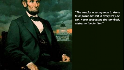 8 Spectacular Life Quotes From Abraham Lincoln