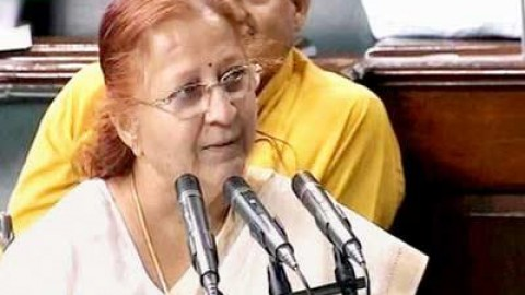 All You Needed To Know About Your Loksabha Speaker: Sumitra Mahajan (TAI)