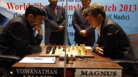 Anand – Carlsen Match In Search Of A Good Sponsorer And A Suitable Venue