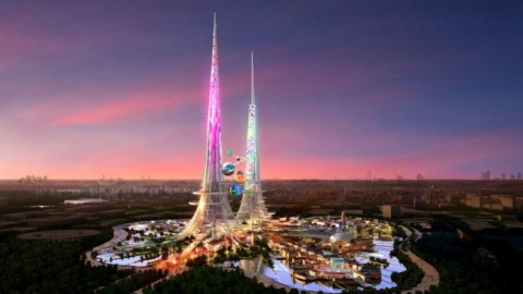 China To Build The World's Tallest And Most Eco-Friendly Building
