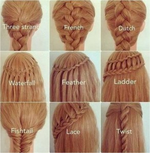 8 Beautiful Hair Styles For Long Hair