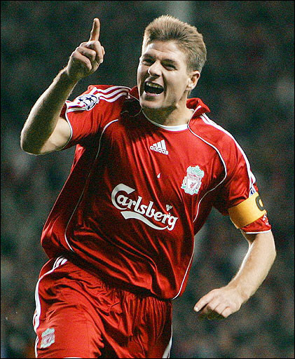 Gerrard Relieved Of Horrific Tackles And No Injuries.