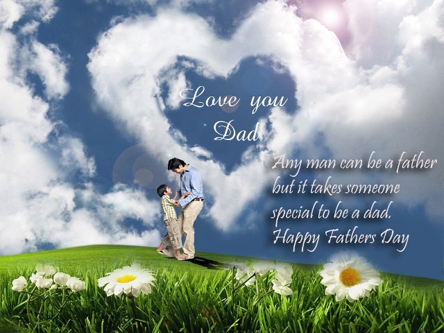 Happy Father's Day 2014 Quotes, SMS, Messages, Poems in English