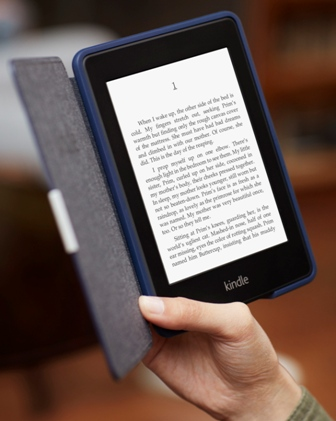 App Review : Kindle - The Book Worm's Paradise