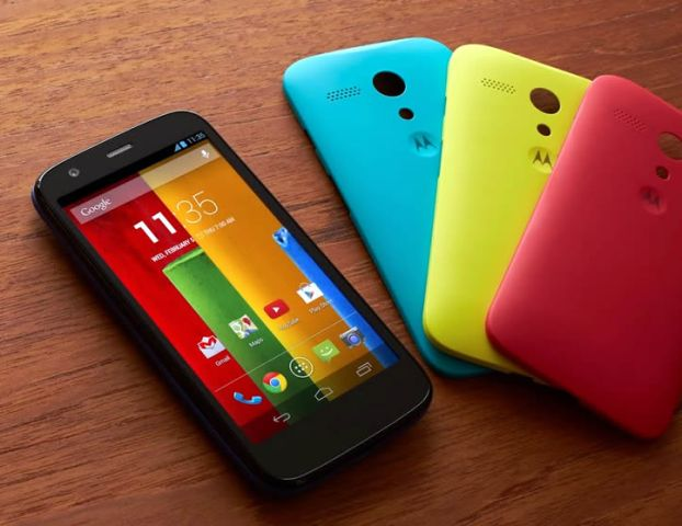 Smart Phone Review: Moto G - Stand's Up To Its Image?