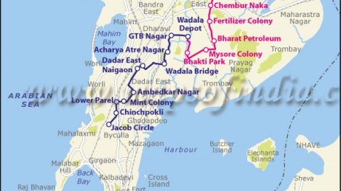 A New Twist To Mumbai City's Map!