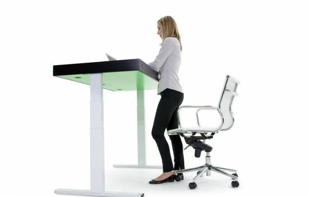 A Smart Desk In The Era Of Smartphones