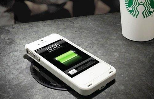 Starbucks To Offer Wireless Charging! It's In The US
