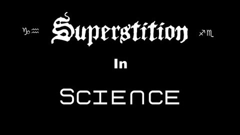 Science And Superstition – Being Captured By Lenses
