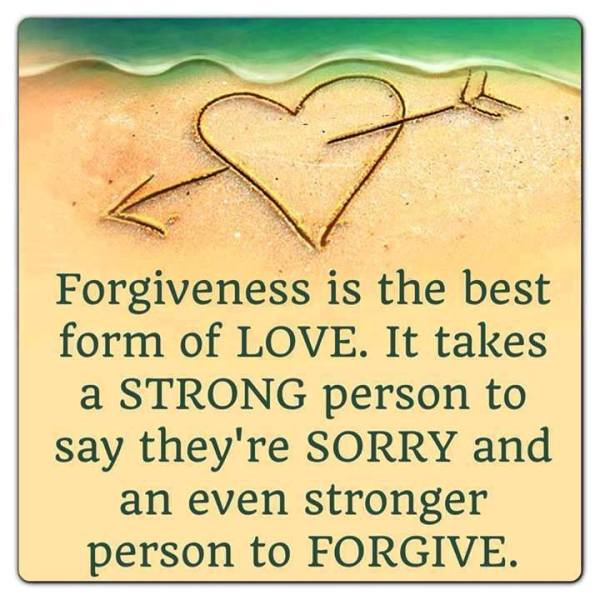 2014 Global Forgiveness Day SMS, Wishes, Messages, Greetings In English