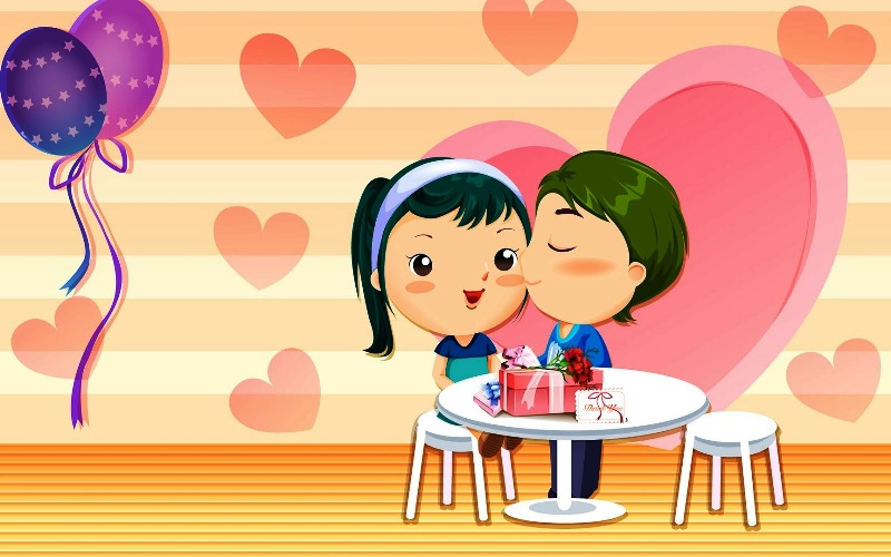 Happy World Kiss Day 2014 HD Images, Wallpapers, Orkut Scraps, Whatsapp, Facebook