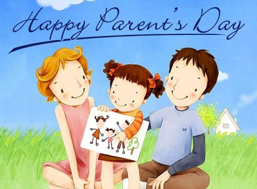 Happy Parents' Day 2014 HD Wallpapers, Images, Wishes For Facebook, WhatsApp