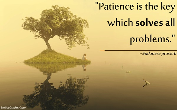 10 Awesome Quotes On 'Patience' To Inspire You