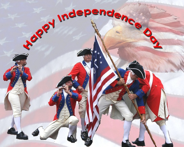 Happy United States Independence Day 2014 HD Wallpapers, Images, Wishes For Facebook, WhatsApp