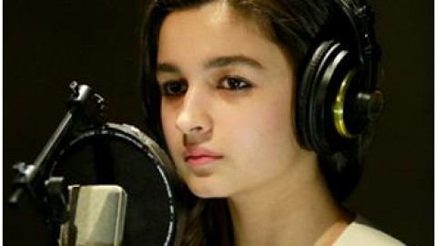 Alia Bhatt Wishes To Have An Album Of Her Own