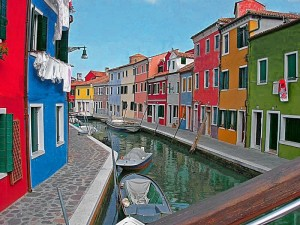 Burano and Torcello
