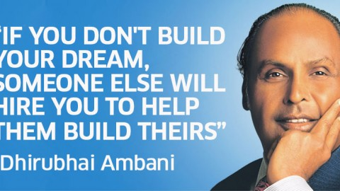 10 Quotes Of 'Dhirubhai Ambani' To Give Your Life Meaning, Clarity & A Dose Of Magic