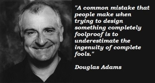 10 Best 'Douglas Adams' Quotes