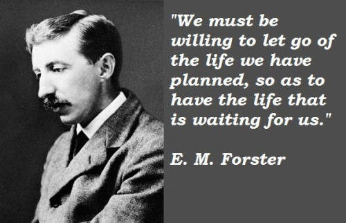 The Best 10 'E. M. Forster' Quotes