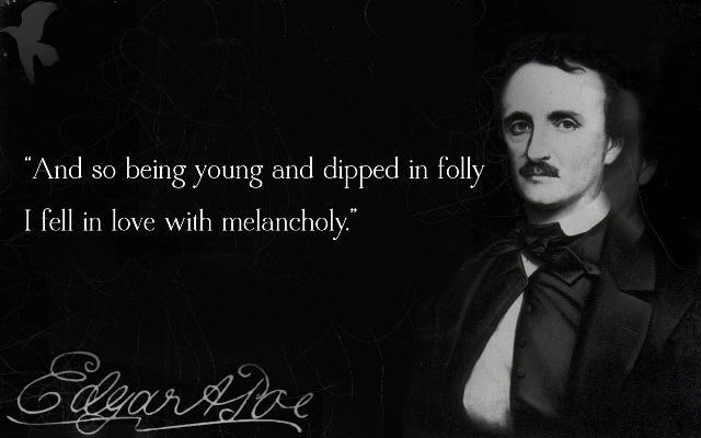 10 Quotes of 'Edgar Allan Poe'