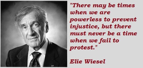 10 Quotes of 'Elie Wiesel'