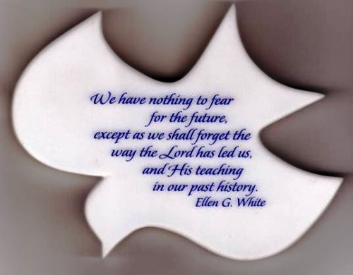 9 Quotes of 'Ellen G. White'