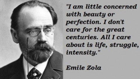10 Notable 'Emile Zola' Quotes