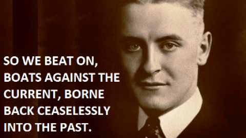 10 Notable 'F.Scott Fitzgerald' Quotes