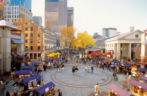 Faneuil Hall Market Place, Boston