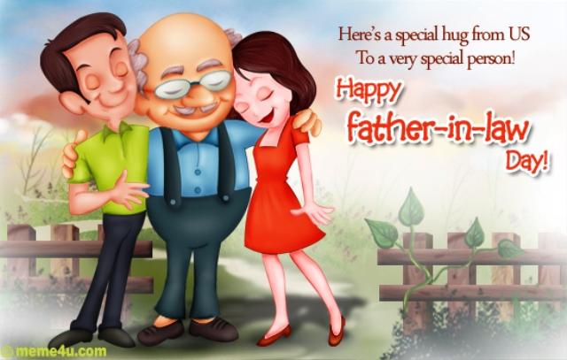Happy Father-In-Law Day 2014 HD Images, Wallpapers For Whatsapp, Facebook