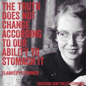 Flannery O'Connor 3