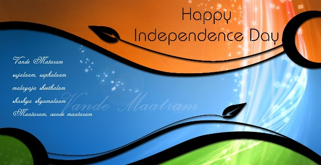 Independence Day SMS - 15 August 2014