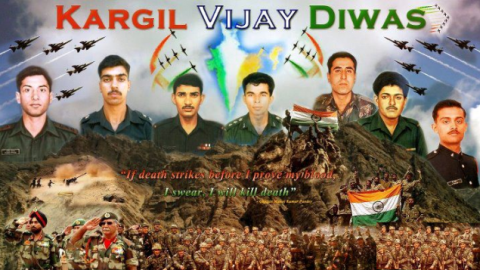 2014 Kargil Vijay Diwas Facebook Photos, WhatsApp Images, HD Wallpapers, Pictures