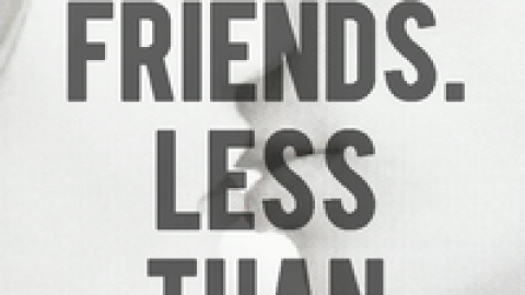 The More Than Friends – Less Than Lovers' Category